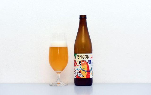 Dwoch Braci, Epigon, APA, American Pale Ale, recenzia, test piva, poľské pivo