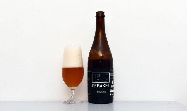 Parom, Debakel, pšeničné pivo, Hefeweizen, test piva, recenzia