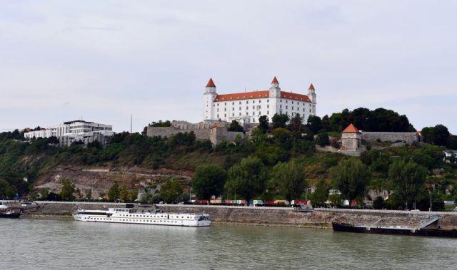 Metropola Bratislavského kraja - Bratislava.
