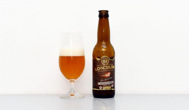 Rakúske pivo Austrian Amber.