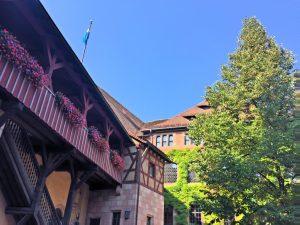 Kaiserburg in Nürnberg