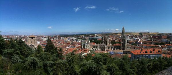 Burgos: Panorama