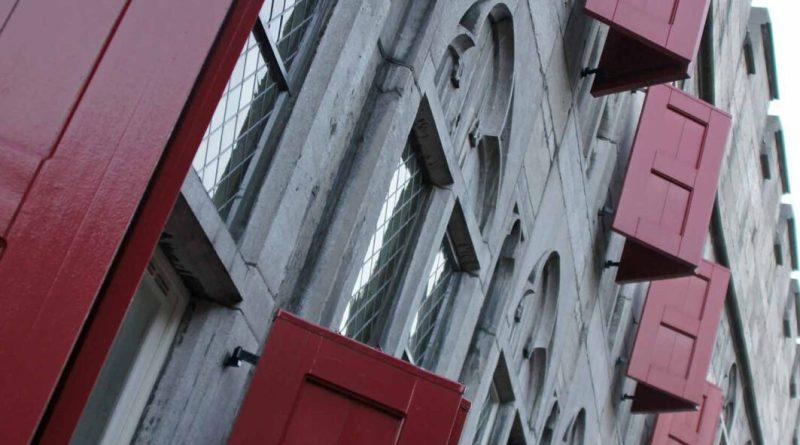 Stadtansicht in Utrecht