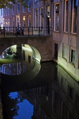 Utrecht nachts