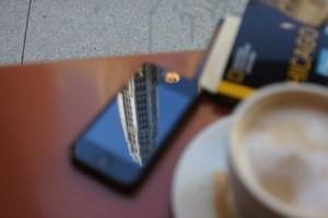 Kaffeezeit in Chicago