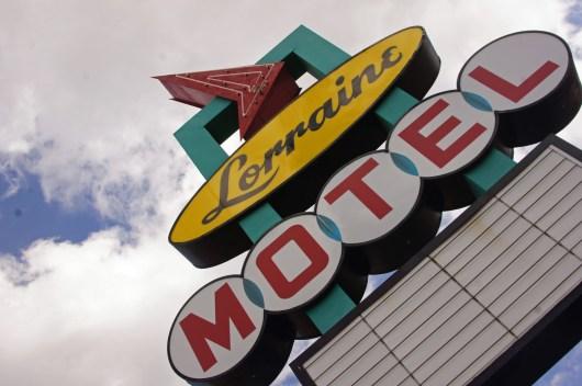 Lorraine Motel in Memphis