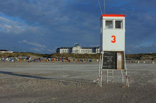 Strandtag auf Juist