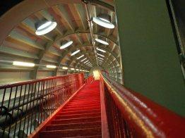 Aufstieg: Atomium