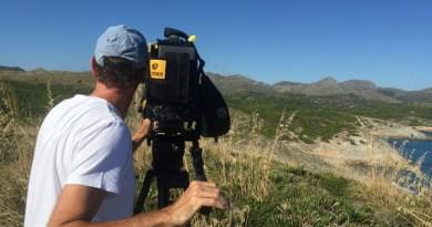 Dreharbeiten auf Mallorca