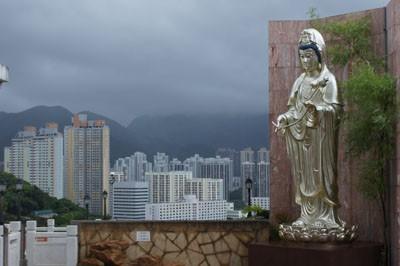 Hongkong zwischen Tradition und Moderne
