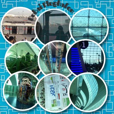 Flughafen Dubai