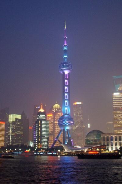Shanghai nachts