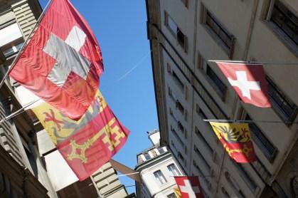 Genf: Altstadt