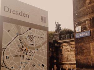 Stadtplan Dresden