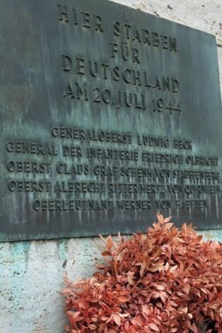 Gedenkstätte Deutscher Widerstand
