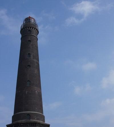 Borkum: Leuchtturm