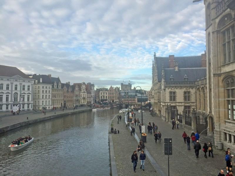 Ganz hübsch: Gent