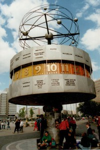 Berlin Alexanderplatz 1989