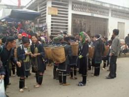 Sapa am Markttag