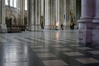Wie der Kölner Dom - nur kleiner