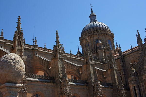 Kathedrale in Salamanca