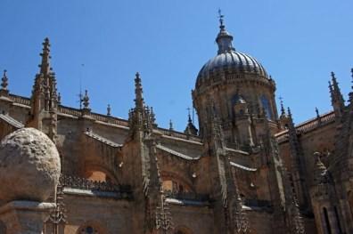 Kathedrale in Salamanca