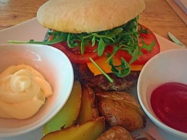 Burger im Taste in Bremen