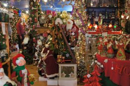 Christmas Shop in den USA