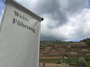 Weinführung auf Schloss Wackerbarth - im Paket inbegriffen.