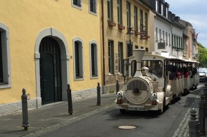Bimmelbahn in Königswinter