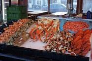 Fischmarkt in Bergen