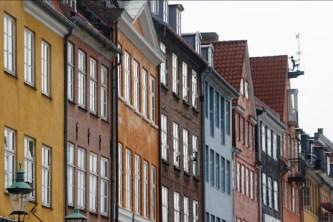 Häuser in Kopenhagen
