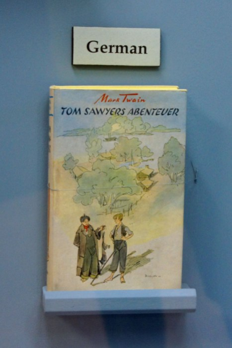 Tom Sawyer auf deutsch