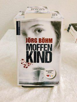 Moffenkind, der Kreuzfahrtkrimi von Jörg Böhm