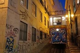 Lissabon: Tram