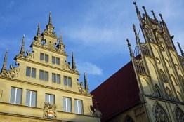 Patrizierhäuser in Münster