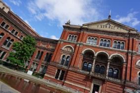 Innenhof des Victoria & Albert Museums