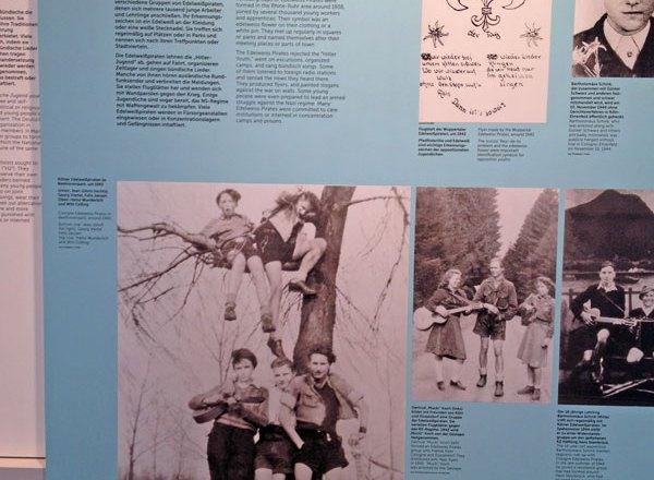 Gedenkstätte des Deutschen Widerstands in Berlin: Widerstand Jugendlicher im Nationalssozialismus: Kölner Edelweißpiraten