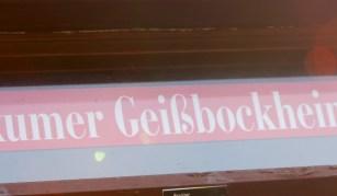 Wiesenstraße, Borkum
