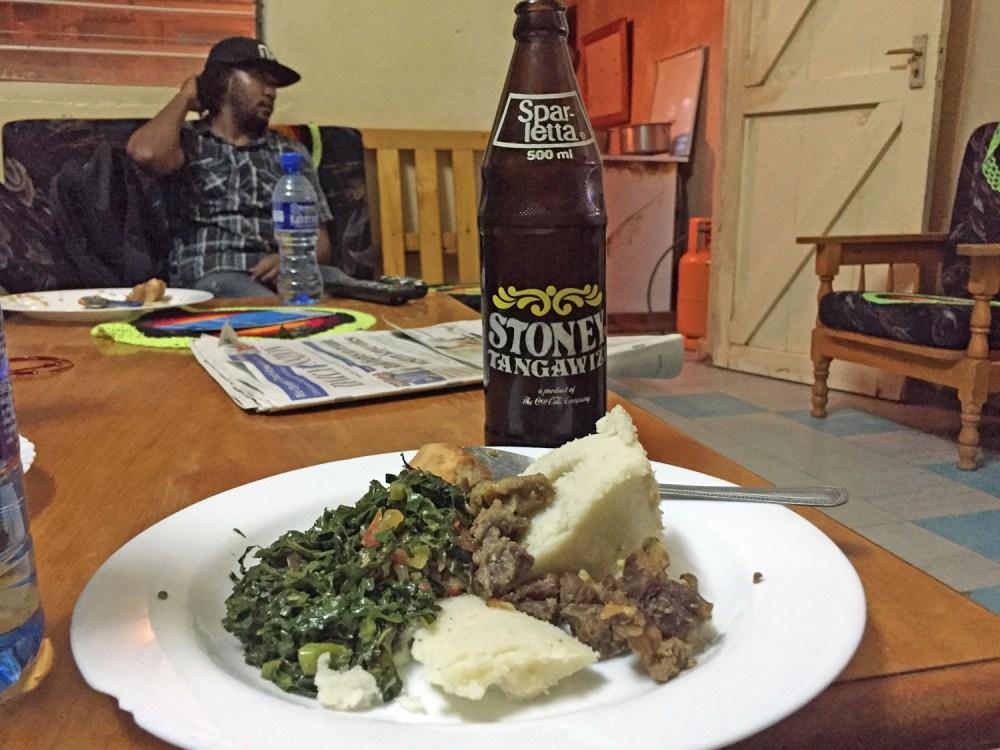 Kenianisches Essen