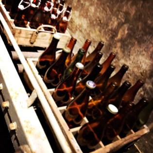 In den Katakomben geht's nicht nur um Bier