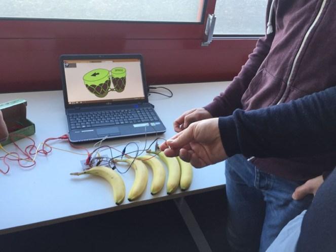 Bananenklavier