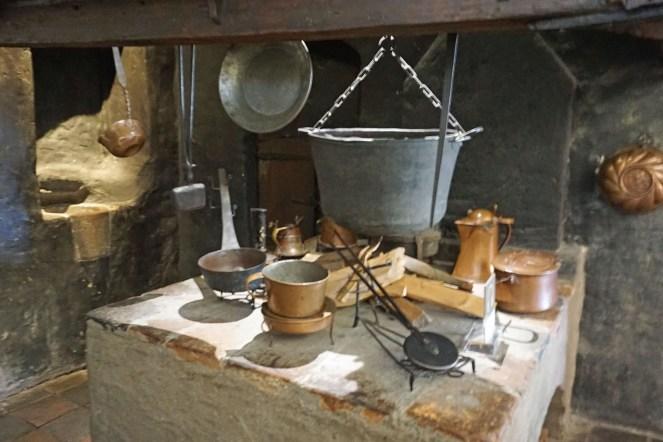 Küche im Dürer-Haus