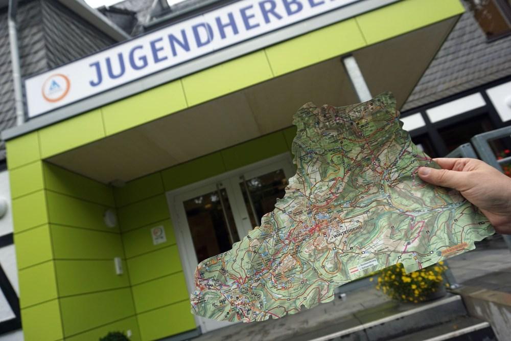 Wandern in Winterberg