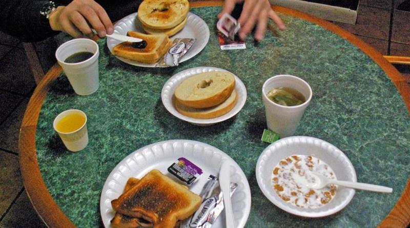 Frühstück in Tallahassee