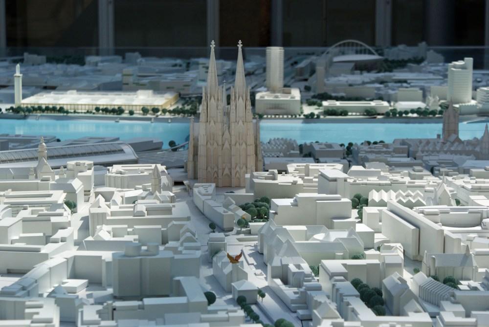 Das Stadtmodell