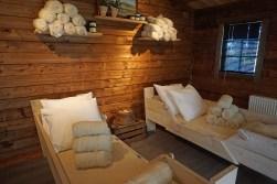 Woolness: Entspannen in Schafswolle