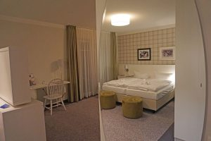 Das Hotelzimmer