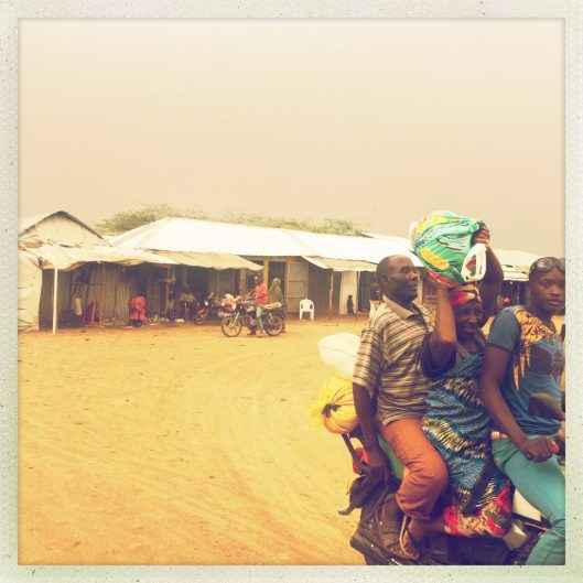 Unterwegs in Kakuma
