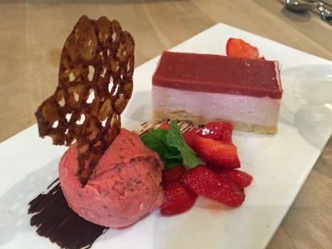 Dessert im Hasen